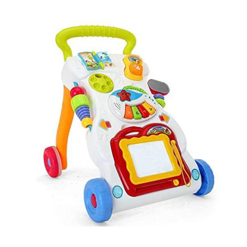 Picture of FIRST STEPS MUSIC BABY WALKER