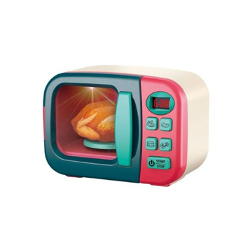 Picture of LIMODO PRETEND PLAY MICROWAVE OVEN SET