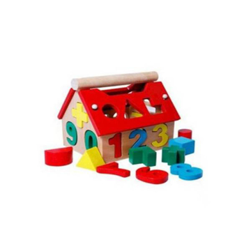 Picture of Figure Educational Wooden Toys For Kids - ZK01-12