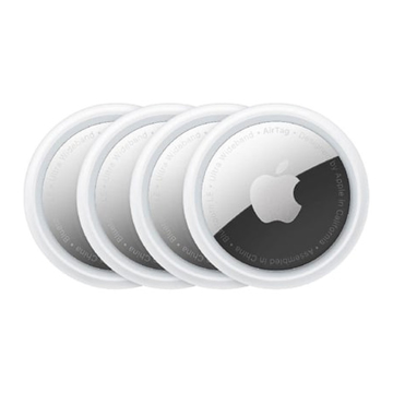 الصورة: ابل ايرتاج 4 حزمة ،متوافق مع ايفون/ايباد ،ايباد/متوافق مع ايفون - ابيض
