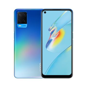 Picture of OPPO A54 Daul Sim , 4G, 128 GB , Ram 4 GB - Blue