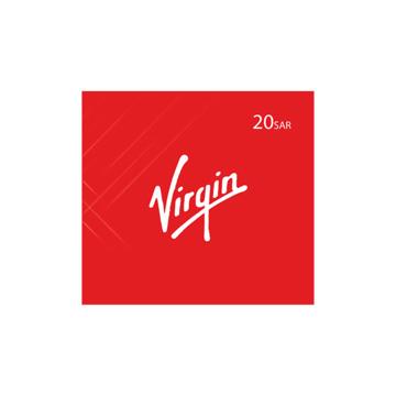 Picture of Virgin E-Voucher 20 SR (Voice)