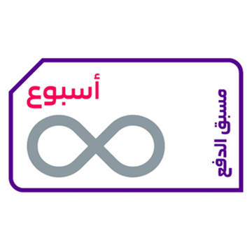 Picture of STC QuickNet Unlimited for 7 Days (Data)