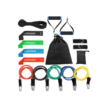 Picture of Limodo 17 Piece Workout Resistance Band