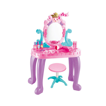 Picture of Limodo Beauty Dresser Table Set 43x30x62centimeter
