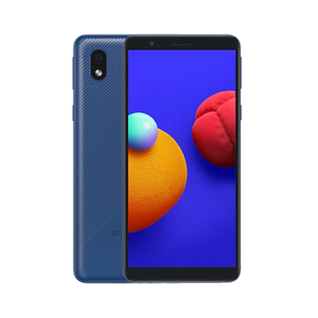 Picture of Samsung Galaxy A01 Core, 16GB, Ram 1GB  - BLUE