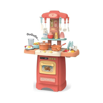 Picture of Limodo Kitchen Play Set w/Light & Music Orange