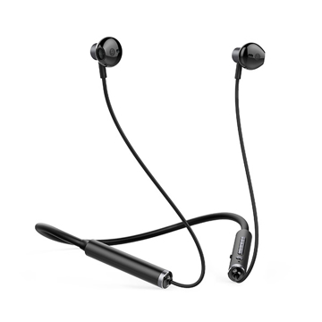 Picture of iOsuit N9 On the neck Bluetooth Earphone - Black