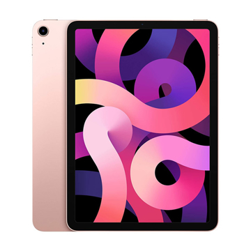 """Picture of Apple Ipad Air 10.9"""" 4th WI-FI + Cellular 256GB - Rose Gold"""