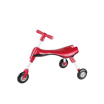 الصورة: ليمودو سكوتر 3 عجلات قابل للطي - أحمر