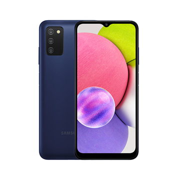 Picture of Samsung Galaxy A03s, 32 GB, 4G - Blue