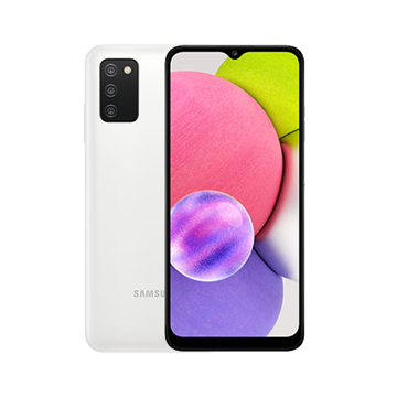 Picture of Samsung Galaxy A03s, 32 GB, 4G - White