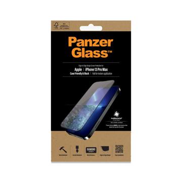 الصورة: بانزر جلاس حماية شاشة زجاجية لاجهزة ابل iPhone 13 Pro Max