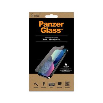 الصورة: بانزر جلاس حماية شاشة زجاجية Standard Fit لاجهزة ابل iPhone 13, 13 Pro