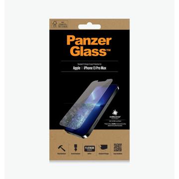 الصورة: بانزر جلاس حماية شاشة زجاجية Standard Fit لاجهزة ابل iPhone 13 Pro Max