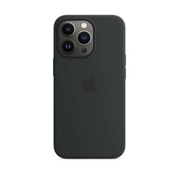 الصورة: ابل غطاء حماية خلفي سيليكون لاجهزة ابل iPhone 13 - 13 Pro - أسود