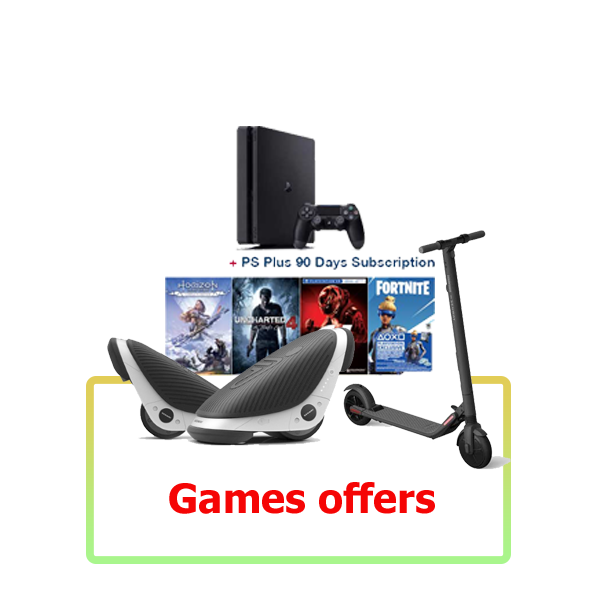 Games Offers